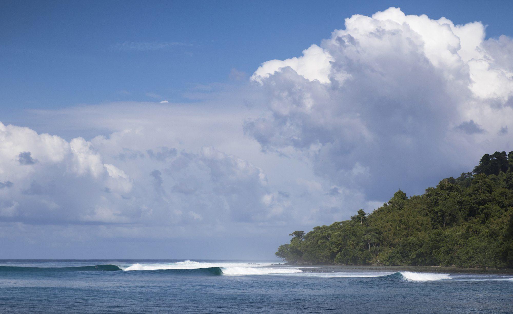 treasure island lineup